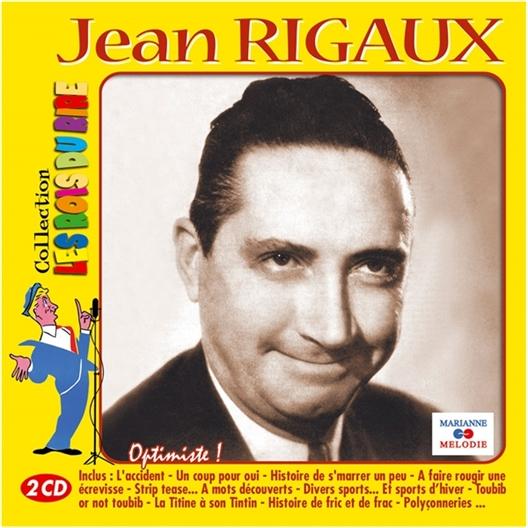 Jean Rigaux : Optimiste ! (2 CD)