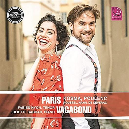 Fabien Hyon et Juliette Sabbah : Paris vagabond