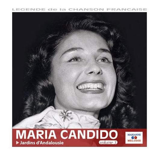 Maria Candido : Jardins d'Andalousie volume 3