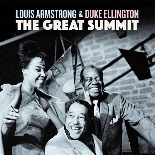 Louis Armstrong & Duke Ellington : The Great Summit