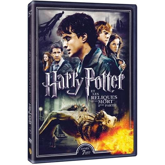 Harry Potter et les reliques de la mort – 2ème partie : Daniel Radcliffe, Emma Watson, …