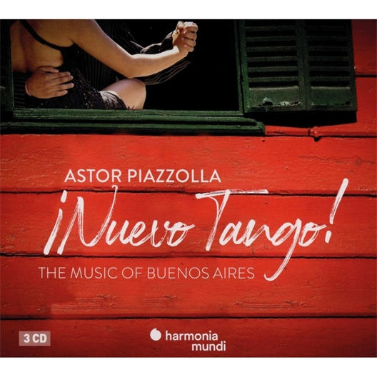 Astor Piazzolla : Concerto for bandoneon, Libertango, Histoire du tango