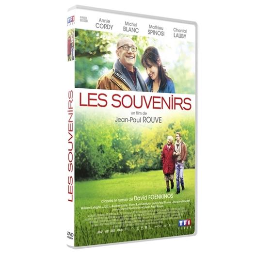 Les souvenirs (DVD)