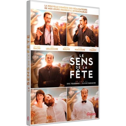 Le sens de la fête : Jean-Pierre Bacri, Gilles Lellouche, Eye Haïdara