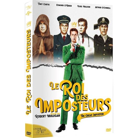 Le roi des imposteurs : Tony Curtis, Karl Malden, …