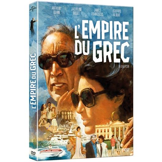L'empire du Grec : Anthony Quinn, Jacqueline Bisset, …