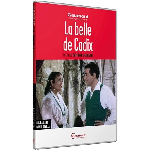 La belle de Cadix : Luis Mariano, Carmen Sevilla, …