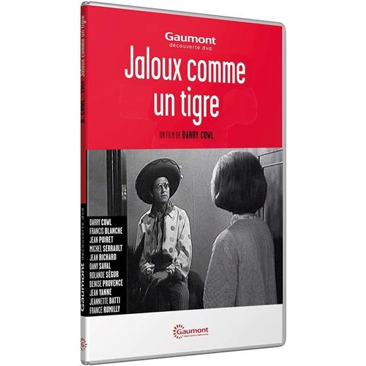 Jaloux comme un tigre : Darry Cowl, Francis Blanche, Jean Poiret, …