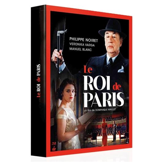 Le Roi de Paris : Philippe Noiret, Veronika Varga, …