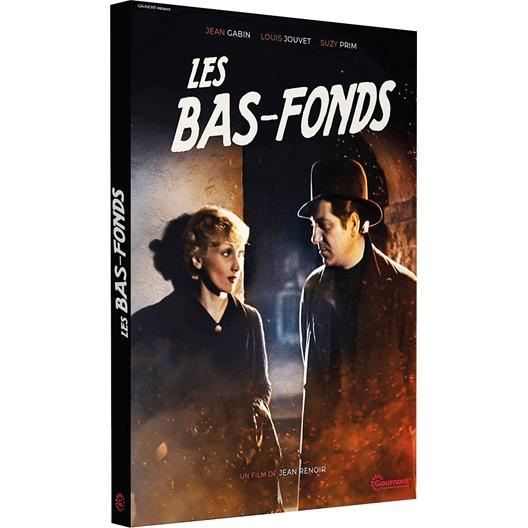 Les Bas-fonds : Jean Gabin, Suzy Prim, Louis Jouvet…
