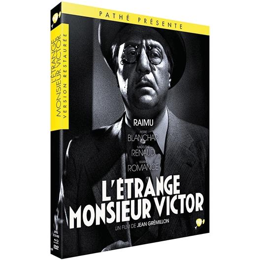 L'étrange monsieur Victor : Andrex, Raimu, Madeleine Renaud…