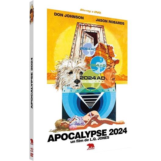 Apocalypse 2024 : Don Johnson, Susanne Benton… (DVD + BRD)