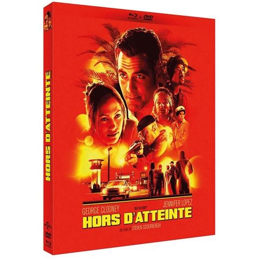 Hors d'atteinte : George Clooney, Jennifer Lopez, … (DVD + BRD)