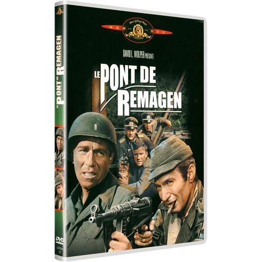 Le pont de Remagen : George Segal, Robert Vaughn…