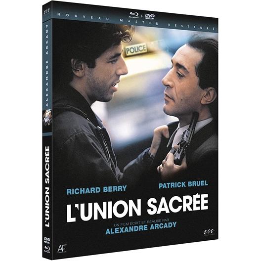 L'union sacrée : Patrick Bruel, Richard Berry, … (DVD + BRD)