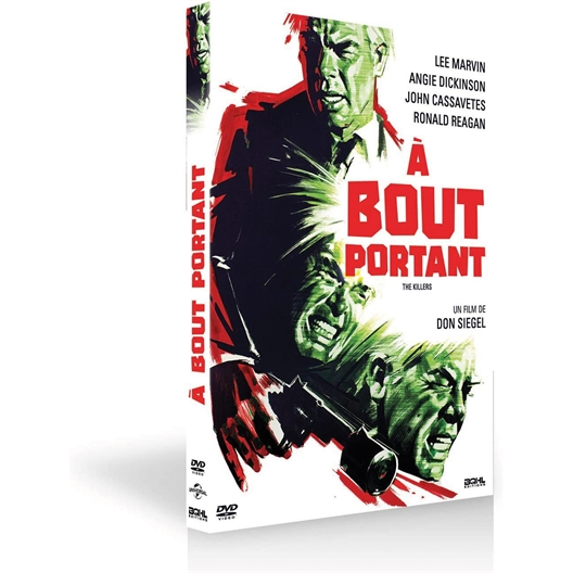 A bout portant : Lee Marvin, Angie Dickinson…