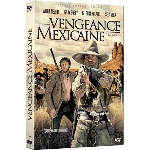 Vengeance mexicaine : Willie Nelson, Gary Busey, Isela Vega…