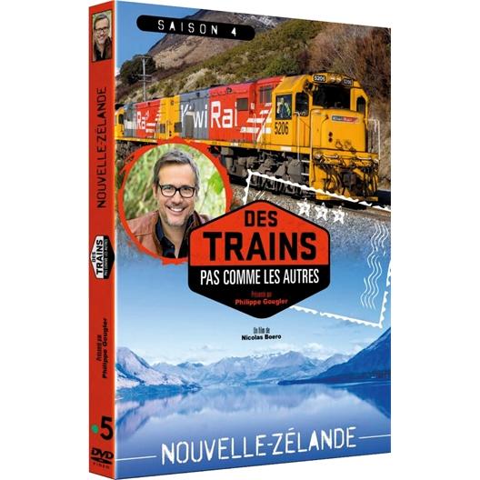 La Nouvelle-Zélande en Train
