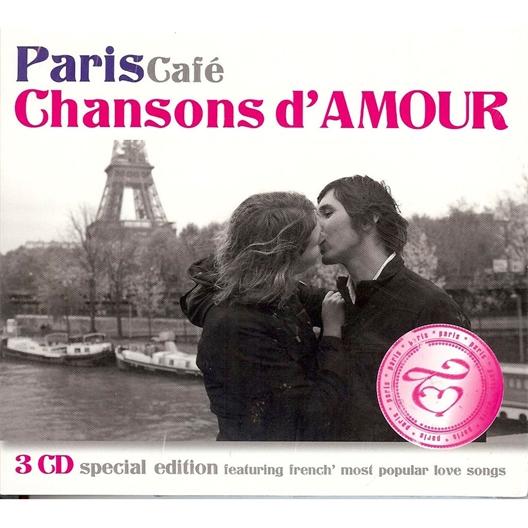 Paris Café : Chansons d'Amour