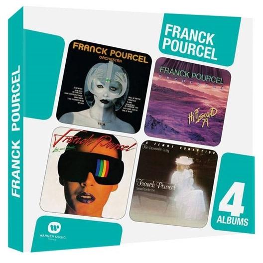 Franck Pourcel : Amour, Danse et violons 78-80