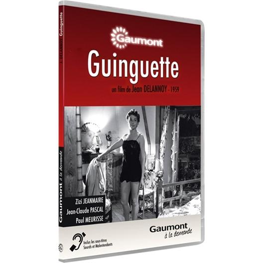 Guinguette : Zizi Jeanmaire, Jean-Claude Pascal…
