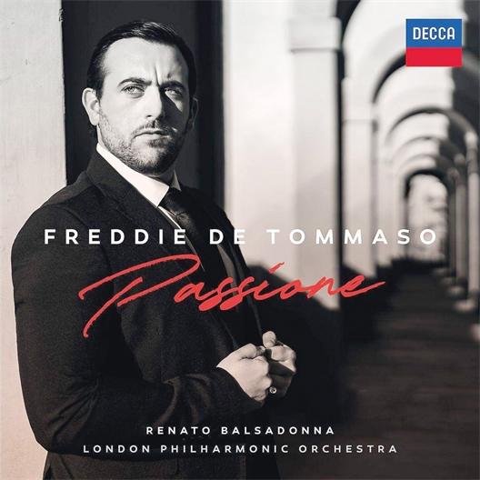 Freddie de Tommaso : Passione