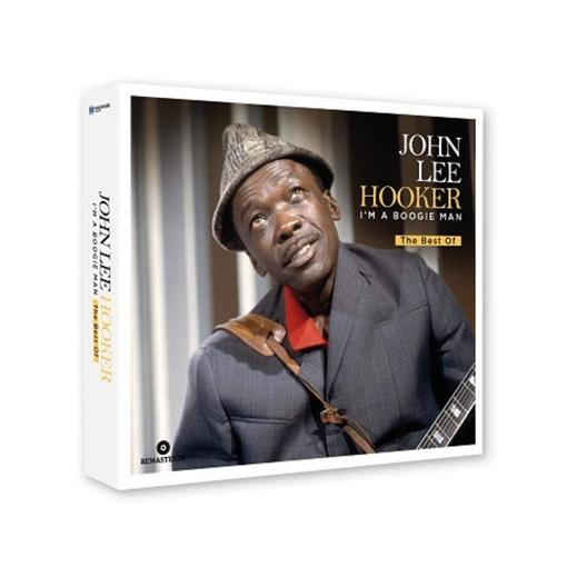 John Lee Hooker : I'm a Boogie Man - Best of