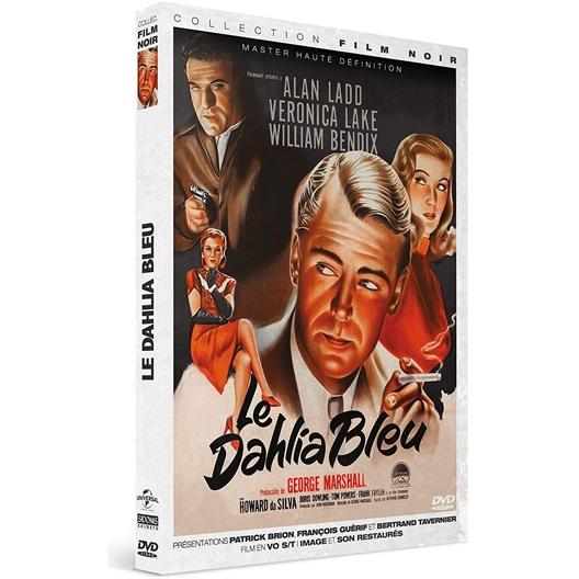 Le dahlia bleu : Alan Ladd, Veronika Lake, …