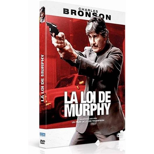 La loi de Murphy : Charles Bronson, Kathleen, Wilhoite, …