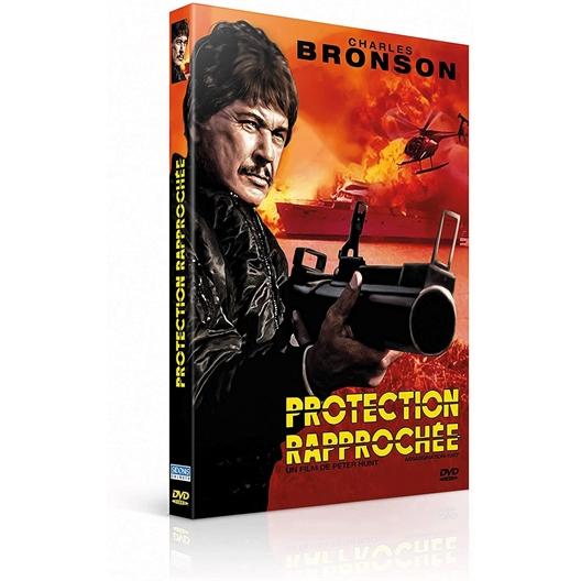 Protection rapprochée : Charles Bronson, Jill Ireland, …