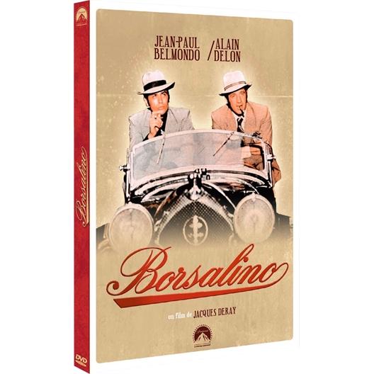 Borsalino : J.P Belmondo, A. Delon...