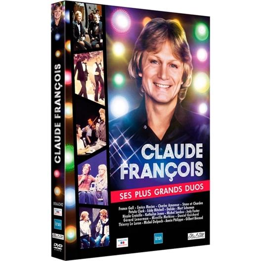 Les grands duos de Claude François