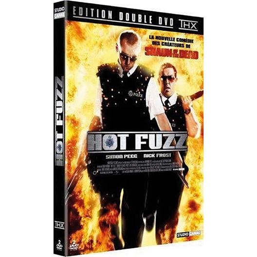 Hot Fuzz : Simon Pegg, Nick Frost, …