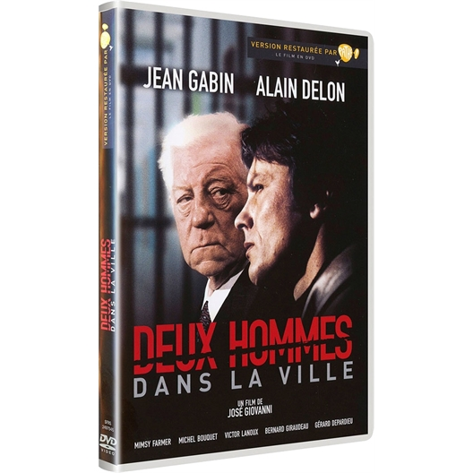 Deux hommes dans la ville : Jean Gabin, Alain Delon…