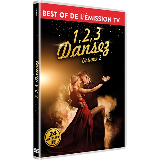 1,2,3 Dansez - Volume 2