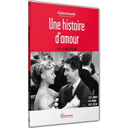 Une histoire d'amour : Louis Jouvet, Dany Robin, Daniel Gélin…