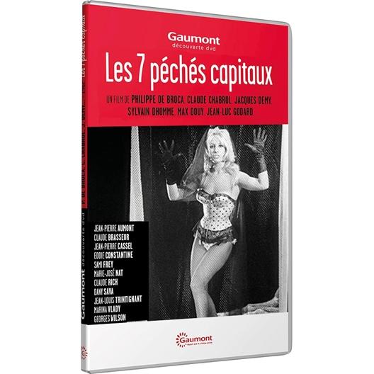 Les 7 péchés capitaux : Claude Brasseur, Dominique Paturel,…