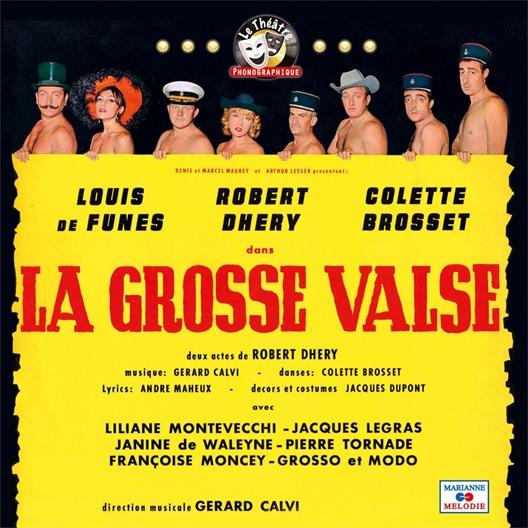 La grosse valse (CD)
