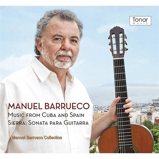 Manuel Barrueco : Musique de Cuba et d'Espagne