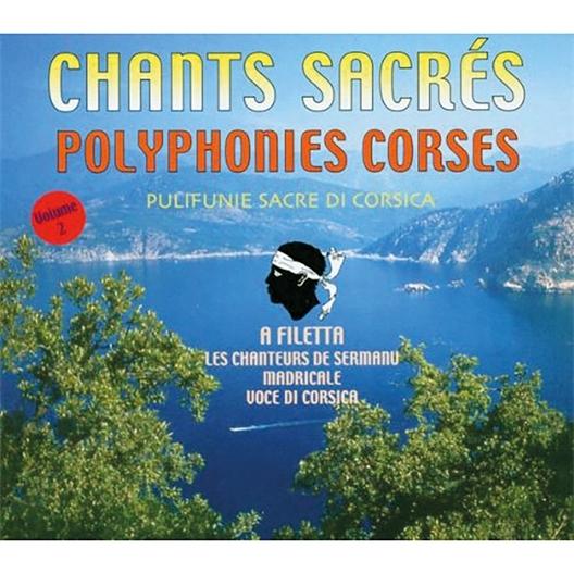 Chants sacrés polyphonies corses - Volume 2