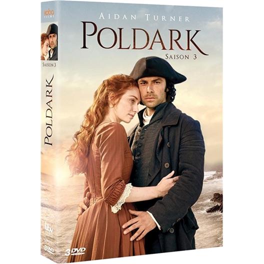 Poldark - Saison 3 : Aidan Turner, Eleonore Tomlinson…