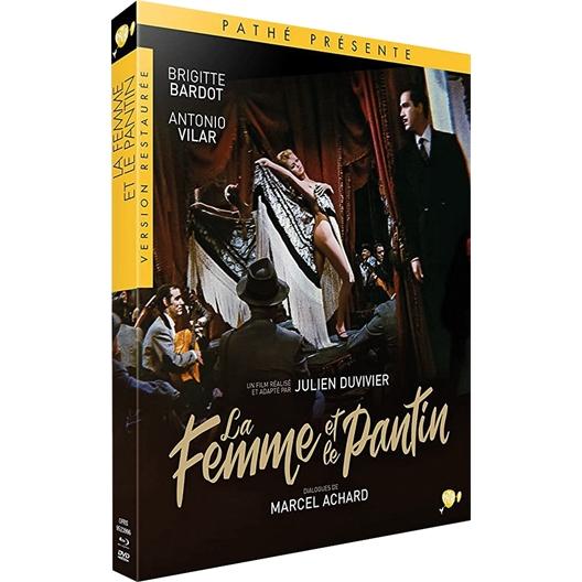 La femme et le pantin : Brigitte Bardot, Antonio Vilar…