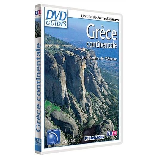La Grèce continentale : Les chemins de l'Olympe