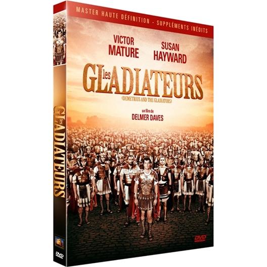 Les gladiateurs : Victor Mature, Susan Hayward