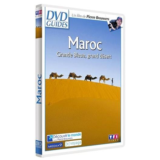 Maroc : Grande Bleue, grand désert