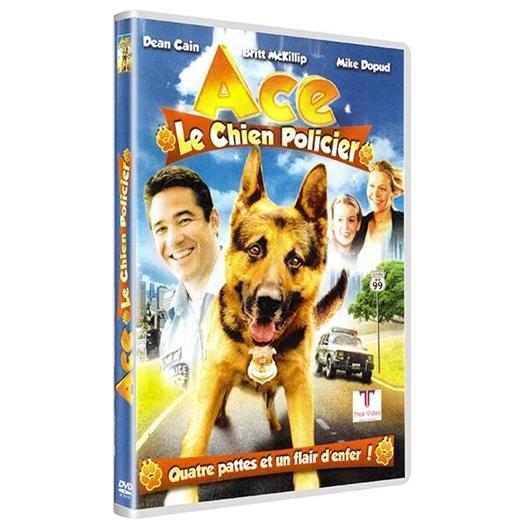 Ace, Le Chien Policier : Dean Cain, Mike Dopud, …