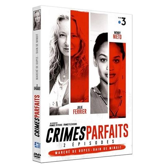 Crimes parfaits : Julie Ferrier, Olivier Marchal, …