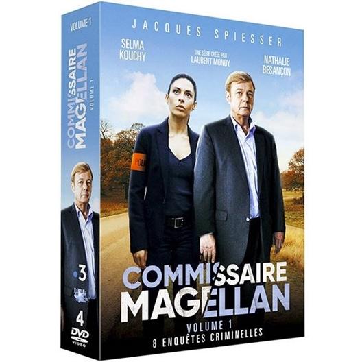 Commissaire Magellan – Volume 1 : Jacques Spiesser, Selma Kouchy, …