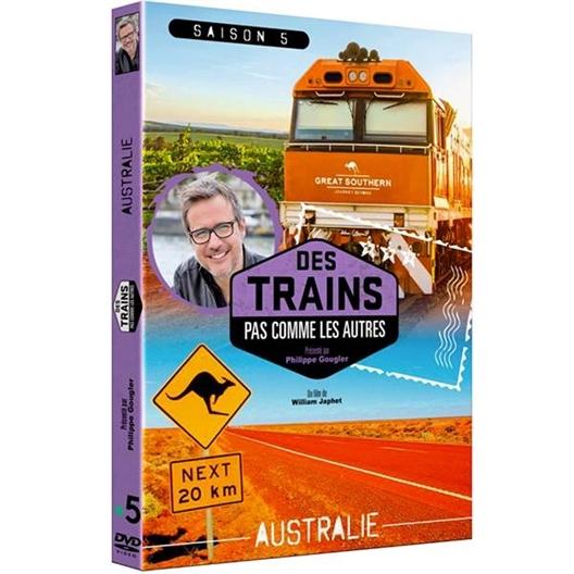 L'Australie en train