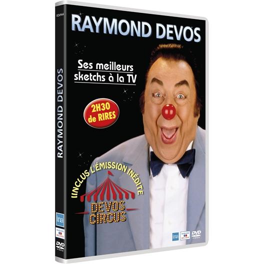 Raymond Devos : Le meilleur en DVD